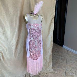 Great Gatsby - Roaring 1920's - Flapper Dress